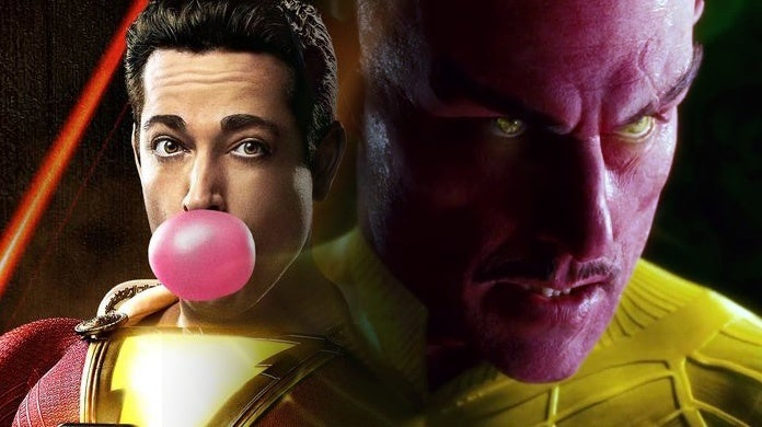 Shazam-Sinestro-Green-Lantern-No-References