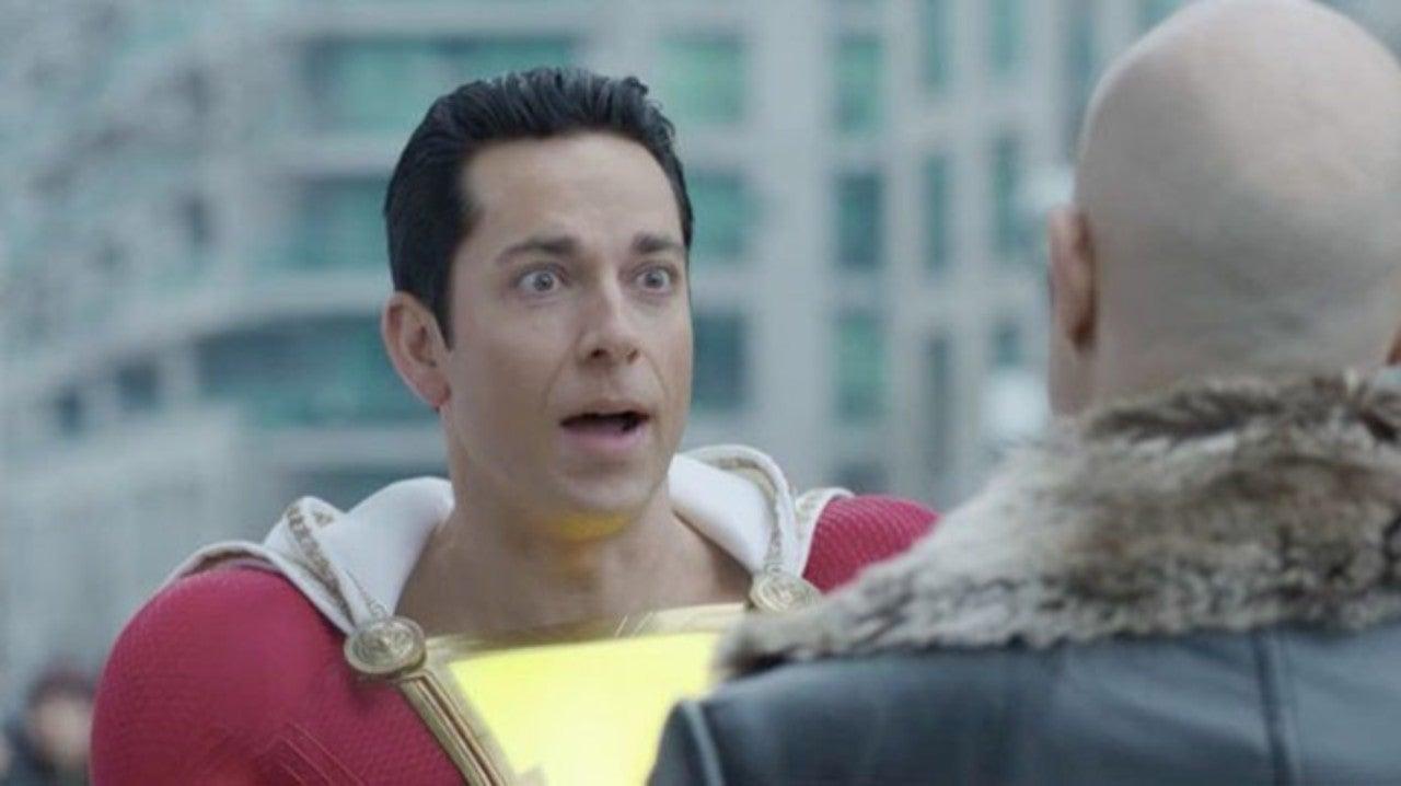 Shazam! Star Zachary Levi Reveals His Favorite Memory From Set