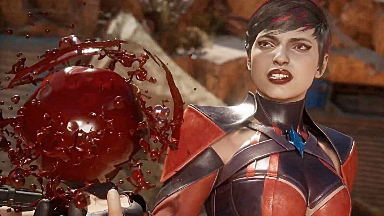Mortal Kombat 11 Features The Return Of Skarlett And Sonya