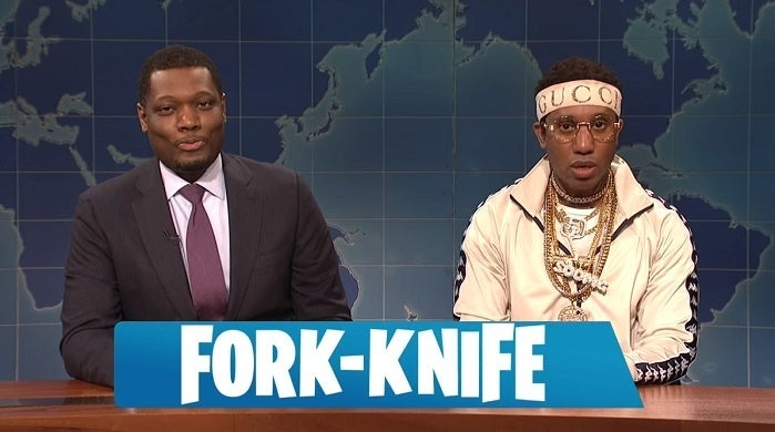 Soulja Boy Saturday Night Live