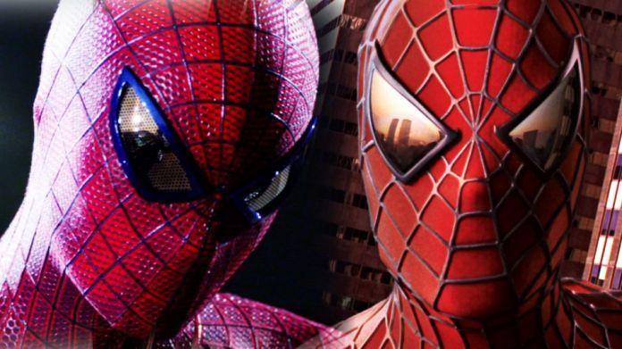 Spider-Man 2002 and 2012 comicbookcom