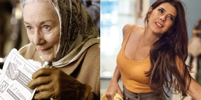 Hilarious 'Spider-Man' Aunt May 10-Year Challenge Image Goes Viral
