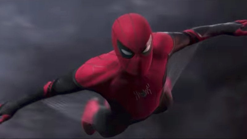 Spider-Man Far From Home New Suit