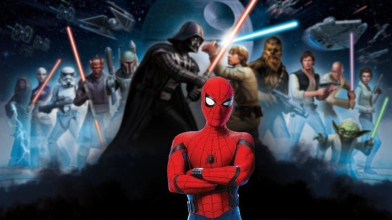 Star Wars May Have Created a Big Marvel Cinematic Universe Paradox