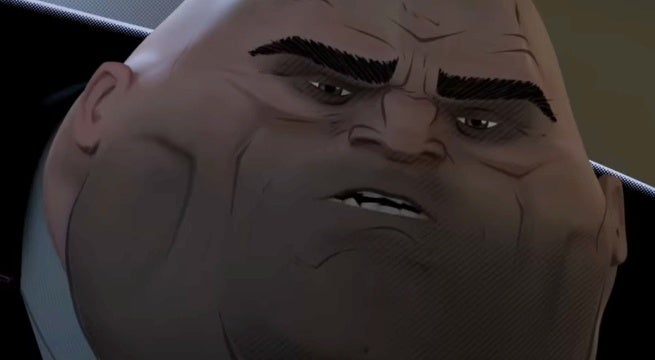 spider-man into the spider-verse kingpin