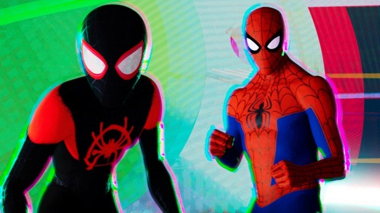 Spider-Man Into the Spider-Verse Miles Peter