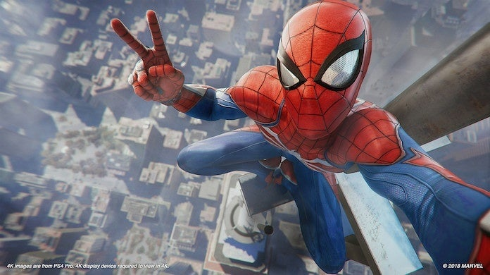 spider-man peace
