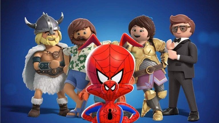 Spider-Man Spider-Verse Playmobil