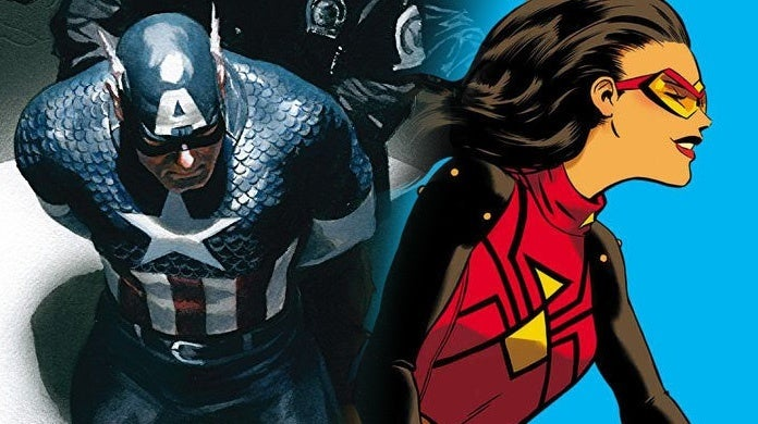 Spider-Woman-Sharon-Carter-Captain-America-Daughters-of-Liberty
