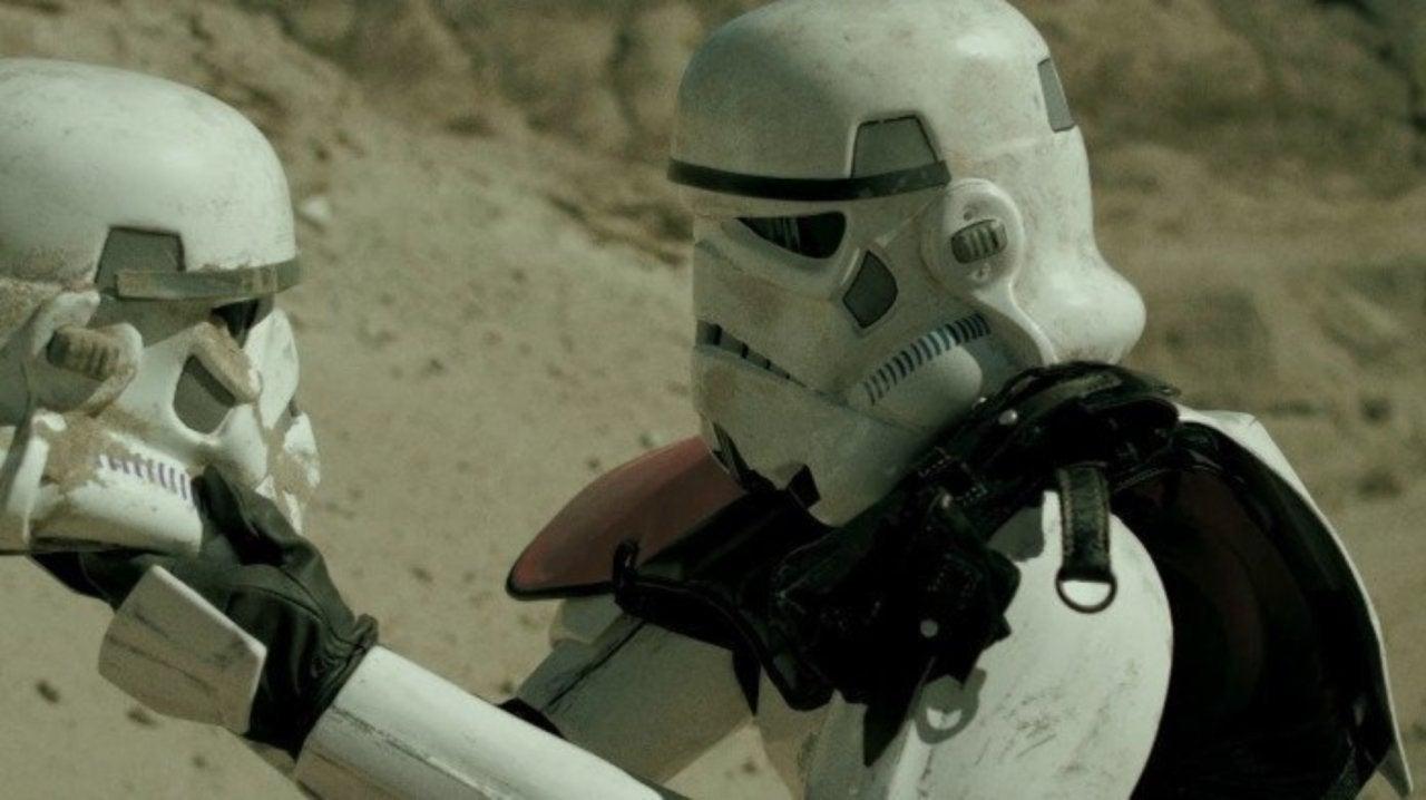 New 'Star Wars' Fan Film Combines Stormtroopers With 'Hamlet'