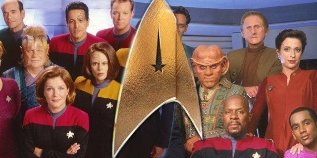 Star Trek Alex Kurtzman Deep Space Nine Voyager