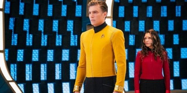 Star Trek Discovery Season 2 Captain Pike