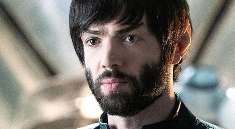 Star Trek Discovery Season 2 Spock