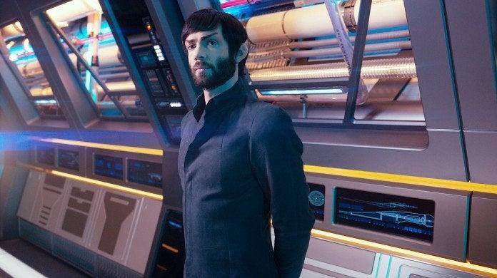 Star Trek Discovery Spcok