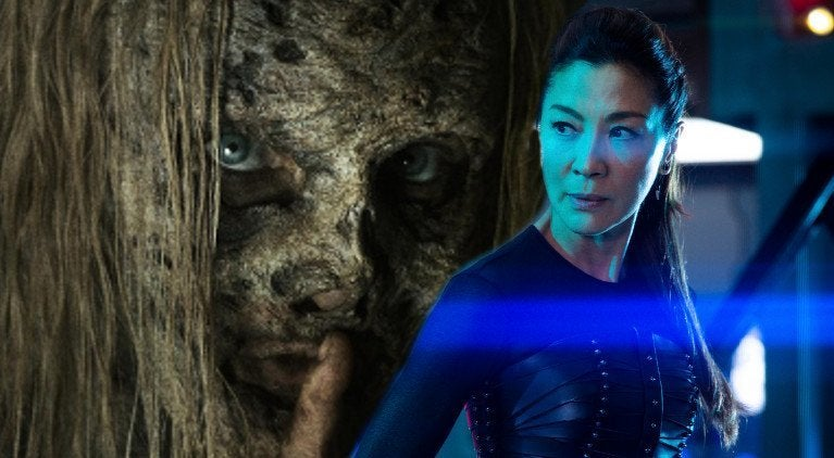 Star Trek Discovery Walking Dead PaleyFest LA 2019