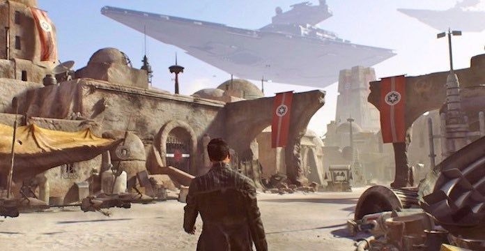 'Star Wars' Open World Game Reportedly Cancelled By Electronic Arts