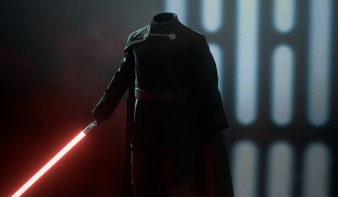 Star Wars Battlefront II Count Dooku