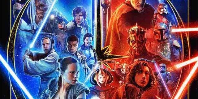 Star Wars Celebration 2019 Poaster