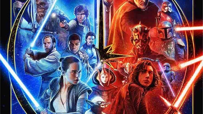 Star Wars Celebration 2019 Poster Guests