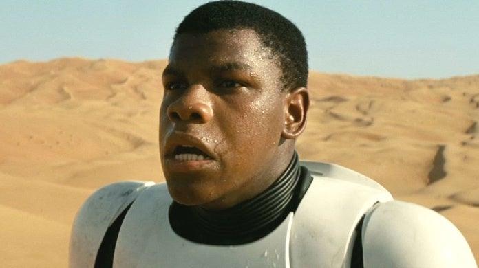 star wars episode ix finn stormtroopers john boyega