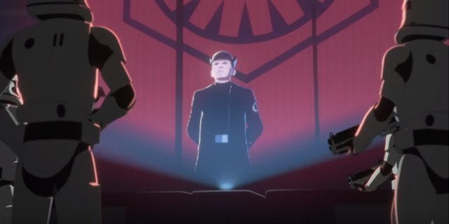 star wars resistance general hux force awakens