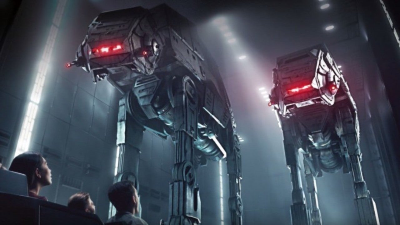 New 'Star Wars' Ride at Disneyland Rumored to Be 28-Minute Experience