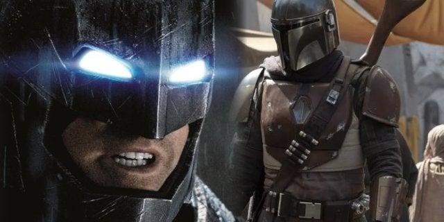 Star Wars The Mandalorian Batman v Superman