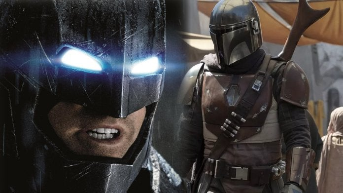 Star Wars The Mandalorian Batman v Superman