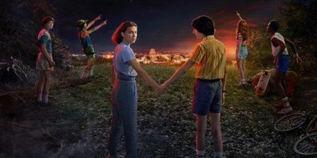 stranger things season three poster header