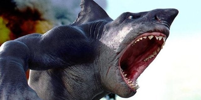Here Is What a Live-Action 'Street Sharks' Could Look Like