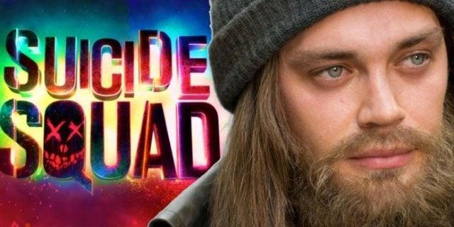 Suicide Squad Tom Payne comicbookcom