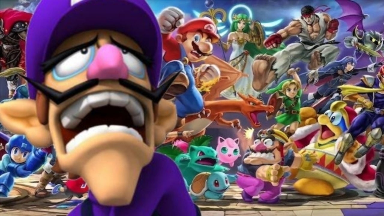 Super Smash Bros  Ultimate' Adds Waluigi With This Mod