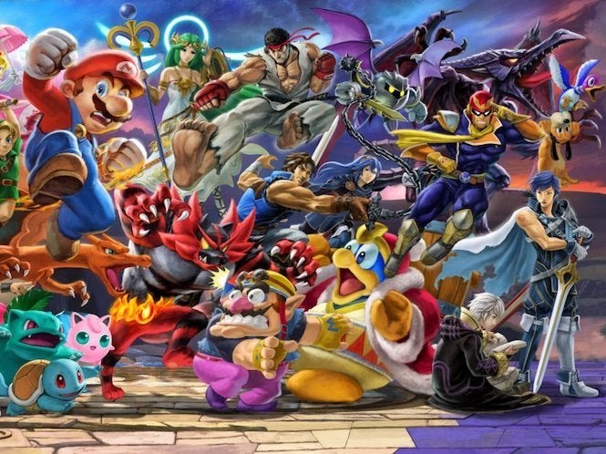 Super Smash Bros  Ultimate' Tops Amazon's Best-Selling Games