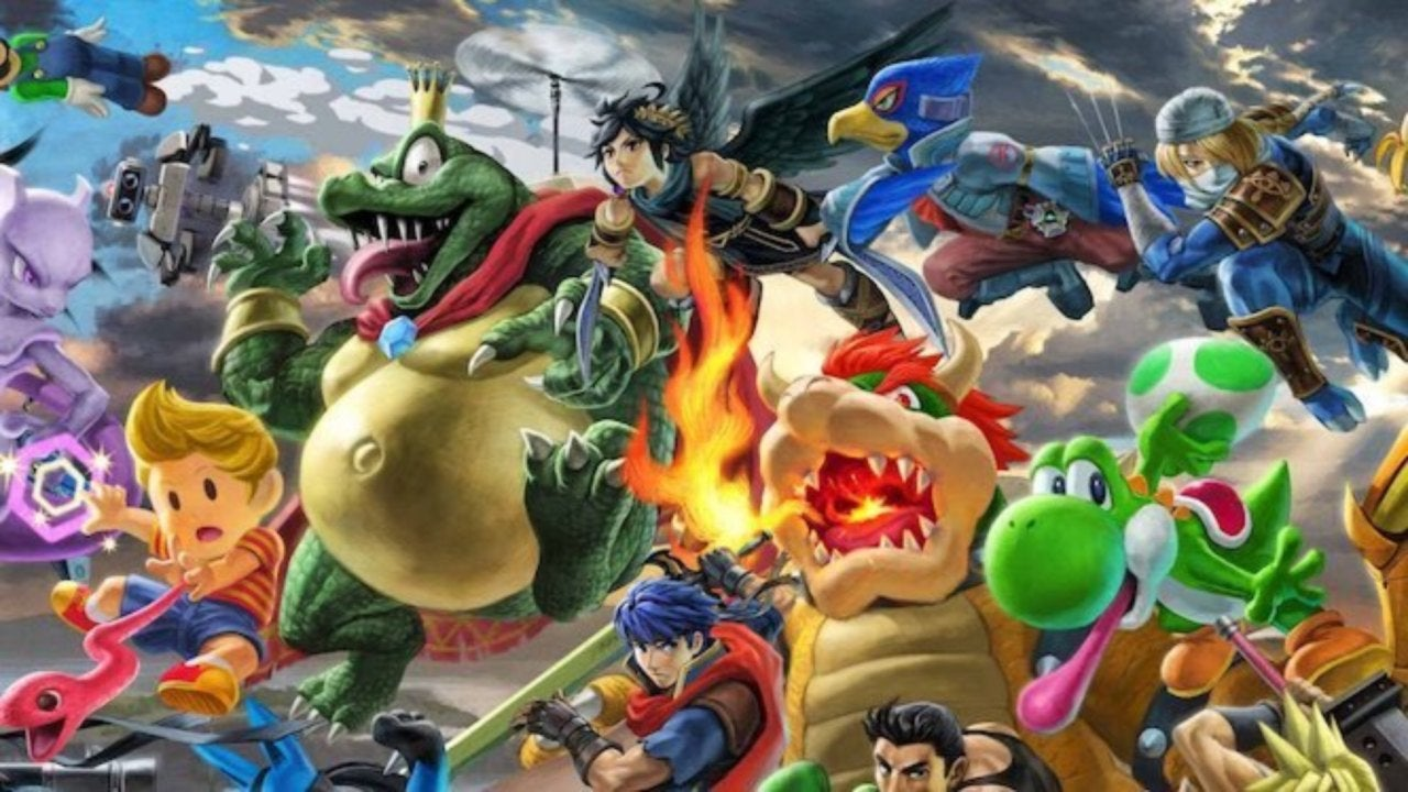 Super Smash Bros Ultimate Sales Have Crushed The 3ds Version S