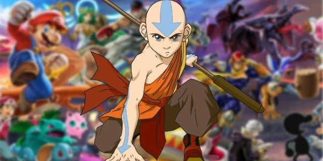 'Super Smash Bros. Ultimate' Player Perfectly Recreates 'Avatar: The Last Airbender' Intro