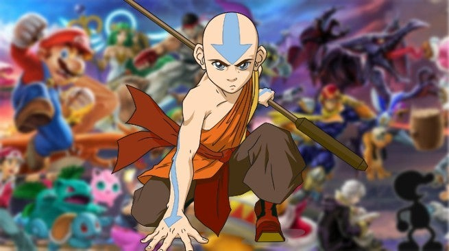 Super Smash Bros Ultimate Avatar the Last Airbender