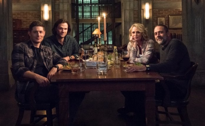 Supernatural 300 Jeffrey Dean Morgan 1