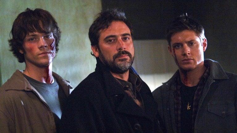 Supernatural John Dean Sam Winchester