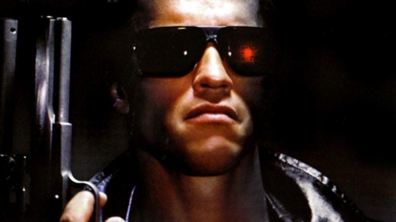 Arnold Schwarzenegger Shares Terminator Early Storyboard