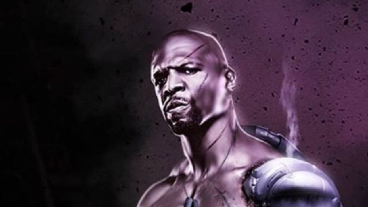 Terry Crews Re-Imagined as 'Mortal Kombat' Fighter Jax Is the Best Thing Ever