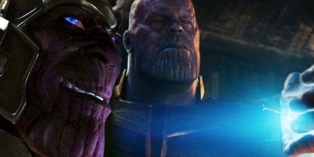 'Avengers: Endgame' Theory Claims the Real Villain Is a More Evil Thanos From the Past