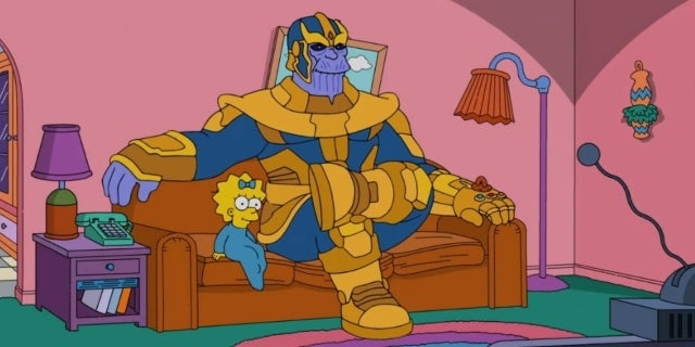 thanos-simpsons