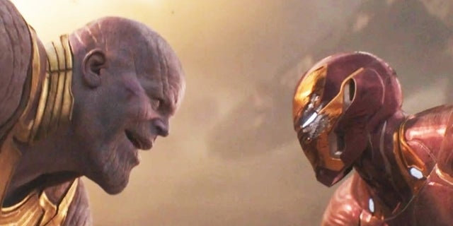 'Avengers 4' Theory Explores Iron Man and Thanos' Connection