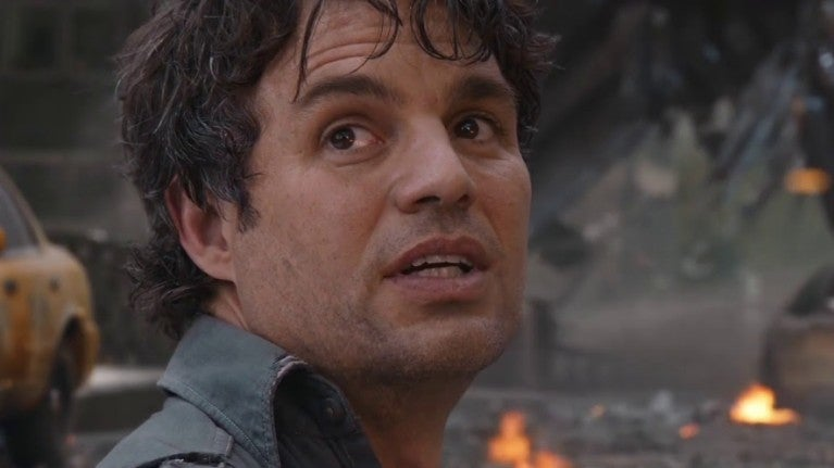 The Avengers Mark Ruffalo Hulk Banner