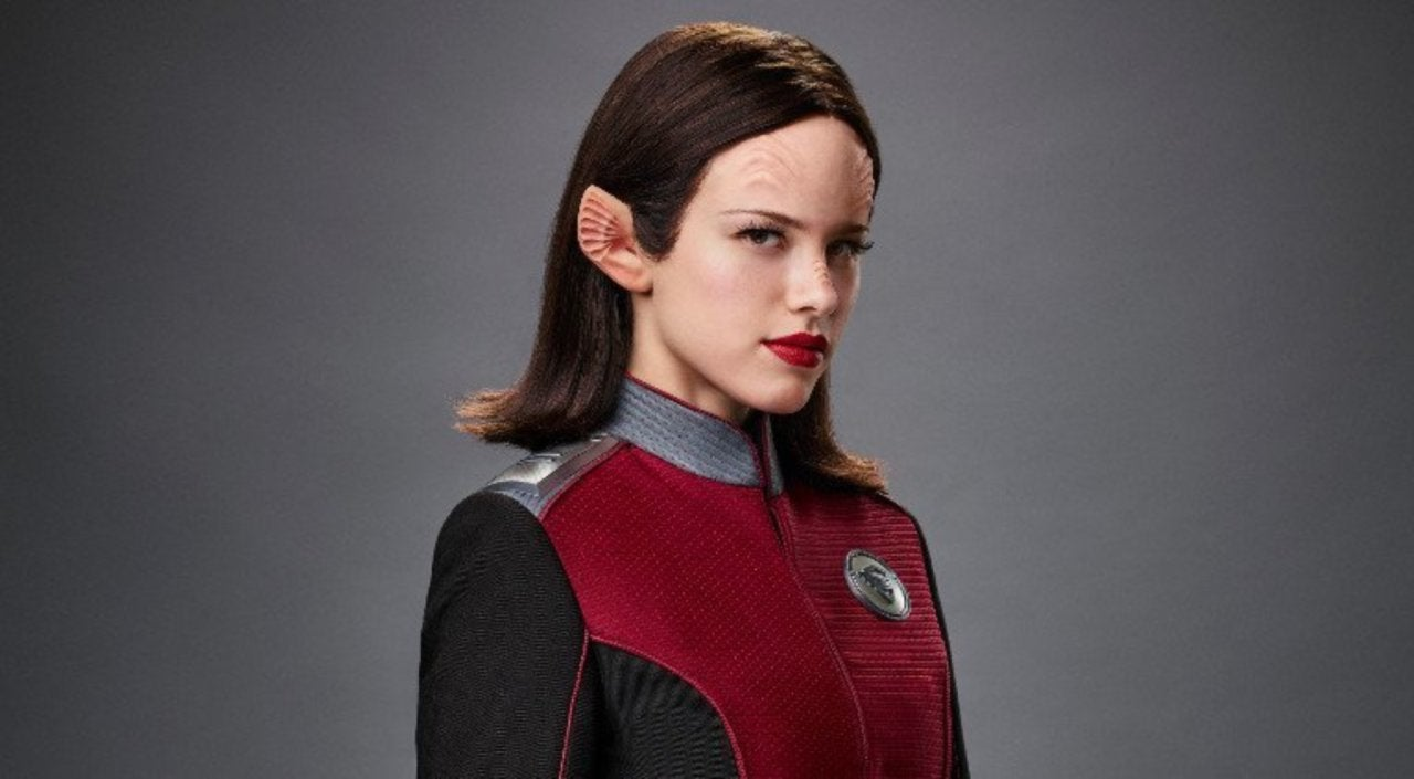 The Orville: Halston Sage Makes Her Return
