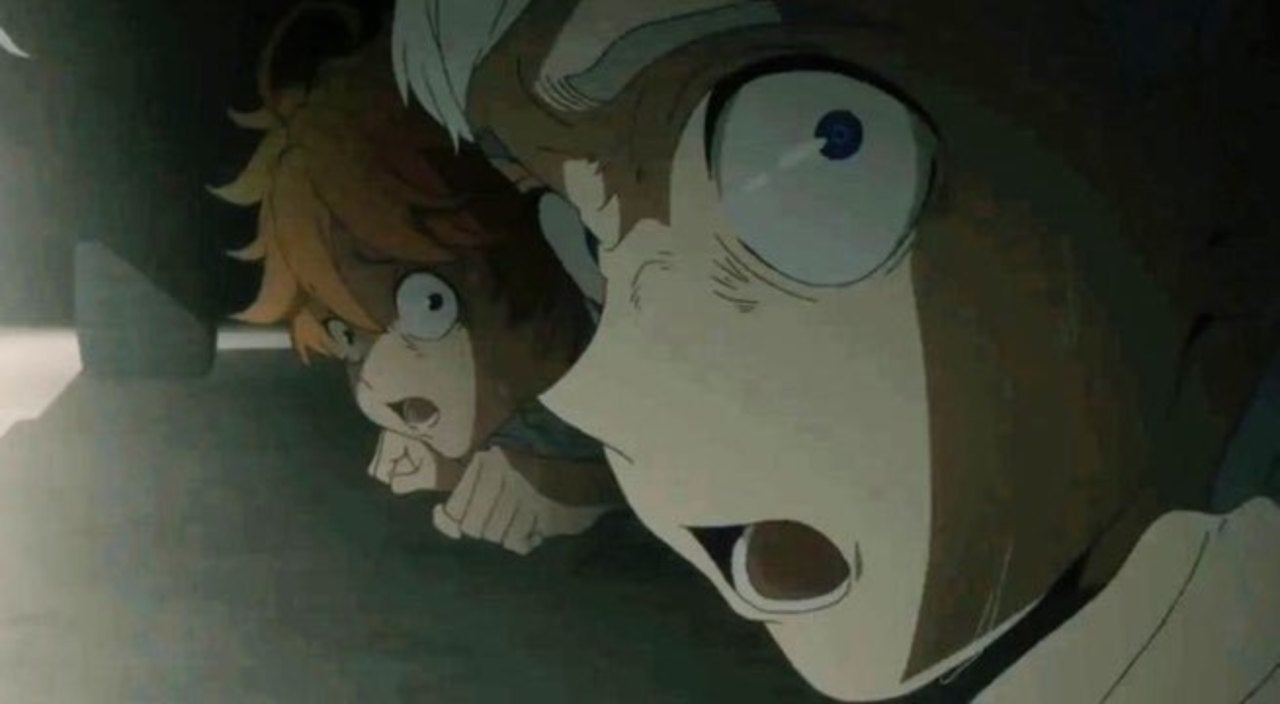Image result for the promised neverland norman anime death