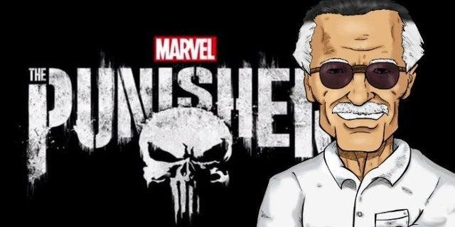 The Punisher Season 2 Stan Lee Tribute