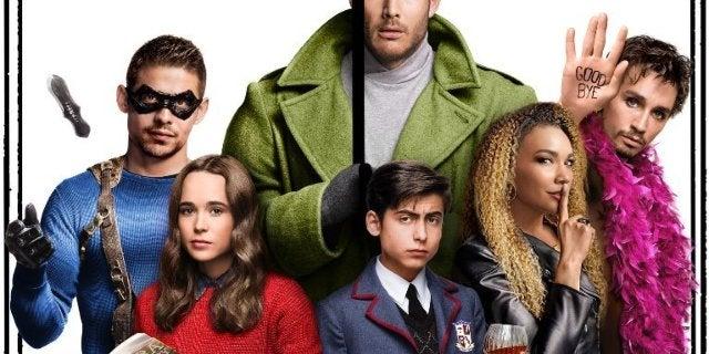 Netflix's The Umbrella Academy Sneak Peek Video And Photos Released
