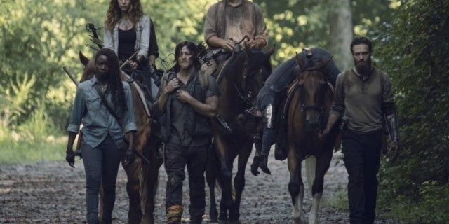 The Walking Dead 909