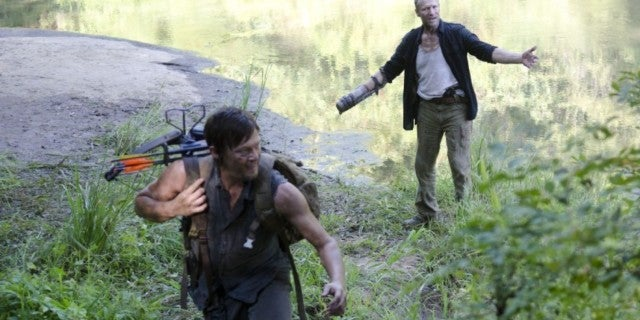 The Walking Dead Daryl and Merle Dixon